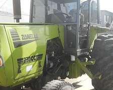 Tractor Zanello 230cc Usado Con Entrega Inmediata
