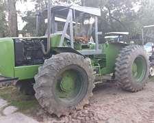 Tractor Zanello 4200 Articulado - Motor Mercedez 1517