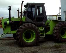 Tractor Zanello 4200 Con 1518 Y 23.1x30 Con Climatic
