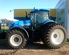 Tractores New Holland 180-200-220hp En Pesos-disponibles