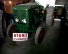 Vendo Tractor Deutz A 46 Estandar
