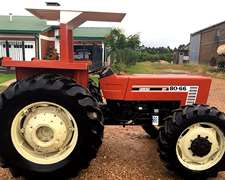 Vendo Tractor Fiat 8066