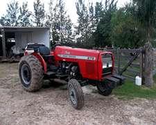 Vendo Tractor Massey 275 .