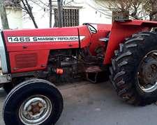 Vendo Tractor Massey Ferguson 1465 S