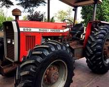 Vendo Tractor Massey Ferguson 292 Dt