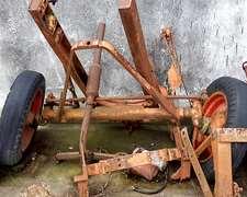 Vendo Tractor Supersom 55 Desarmado
