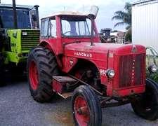 Vendo Tractor Usado Marca Hanomag Modelo R60