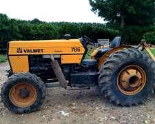 Vendo Tractor Valmet 785 Doble Traccion