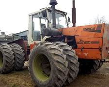 Tractor Zanello 650 Original Muy Bueno