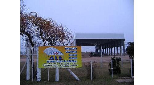Fabricacion Y Montaje De Galpones Y Tinglados