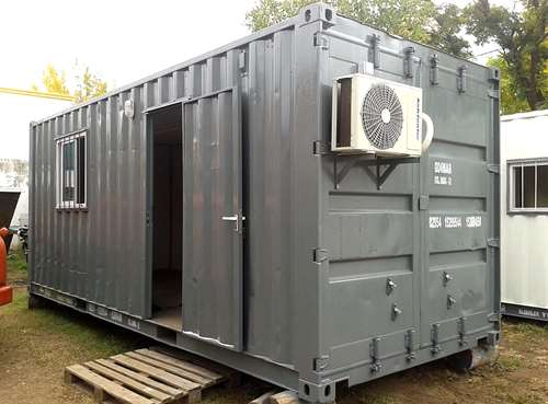 Modulos habitables en containers agroads for Containers habitables