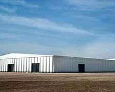 Construcción De Galpones Industriales