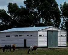 Construccion De Galpones Y Tinglados Rurales