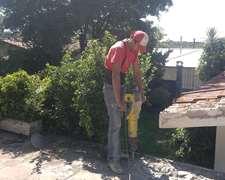 Demolición - Tecnotech Constructora