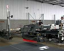 Piso De Hormigón Llaneado Industrial Nivelación Laser