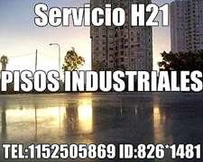 Servicio De Pisos Industriales H21