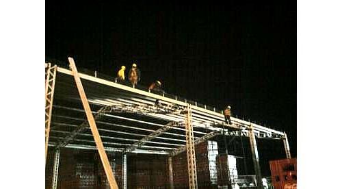 Construccion de galpones tinglados herreria agroads for Construccion de galpones