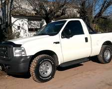 Ford F-100 Xlplus - Duty - Cabina Simple Impecable $.380.000