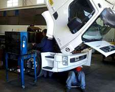 Taller Mecanico M Benz - Volkswagen - Iveco - Ford - Scania