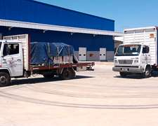 Transporte De Cargas Grales Y/o Peligrosas,
